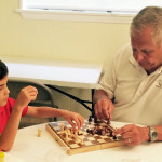 NOC Children Enjoy Chess